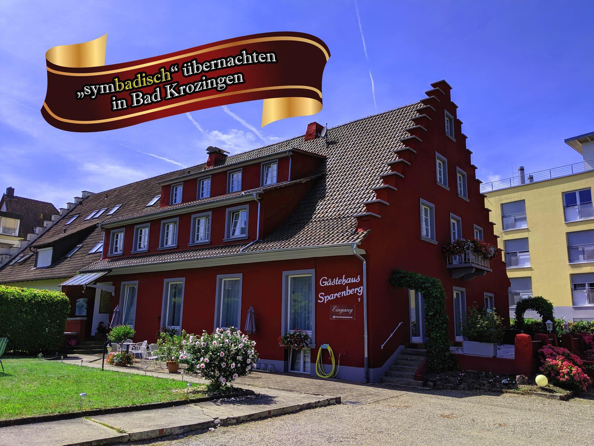 Gästehaus Sparenberg Gebäude